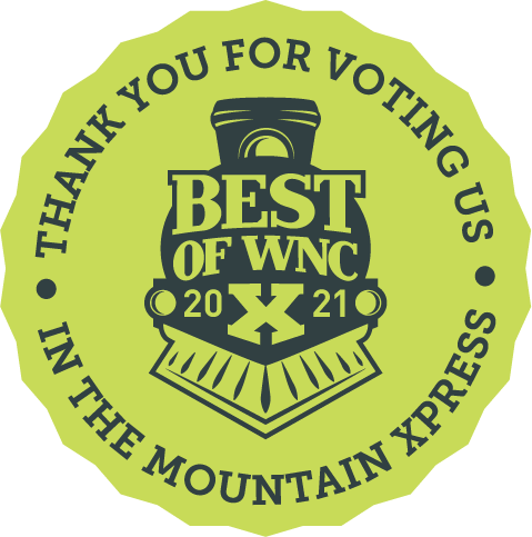 Thank you for voting in Best of Mountain Xpress 2021